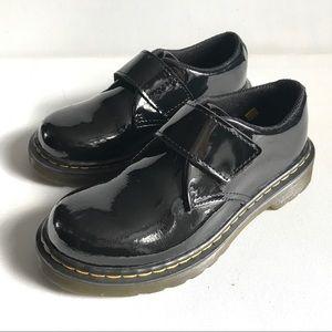 Dr. Martens Kamron J Sz 13 Junior Black Leather